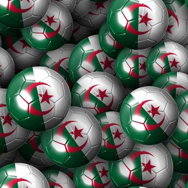 Algeria Soccer Balls
