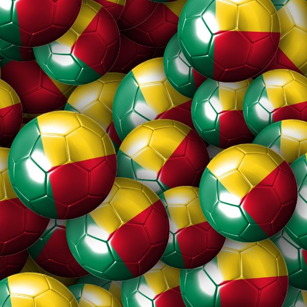 Benin Soccer Balls