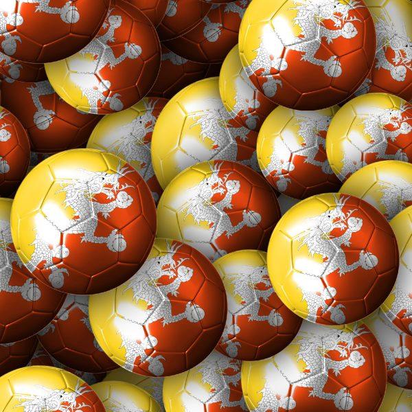 Bhutan Soccer Balls