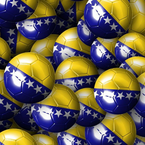 Bosnia and Herzegovina Soccer Balls