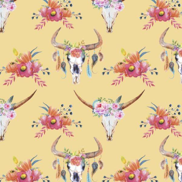 Bull Flowers 22