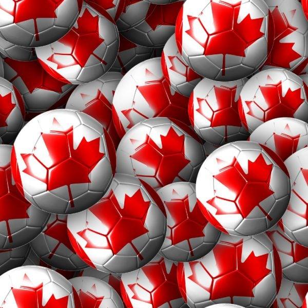 Canada Soccer Balls