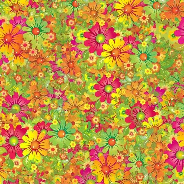Cartoon Flowers 25