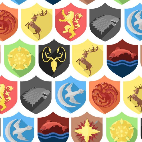 Game of Thrones House Sigils 22