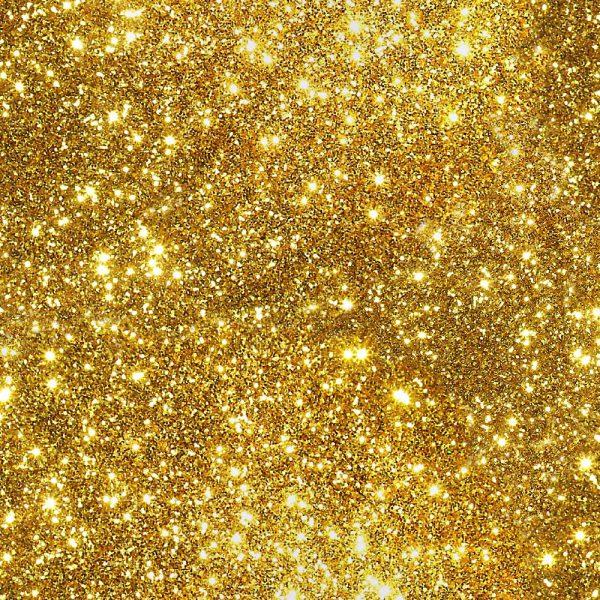 Gold Glitter 22