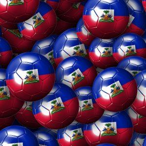 Haiti Soccer Balls