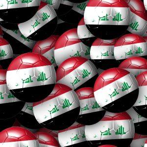 Iraq Soccer Balls