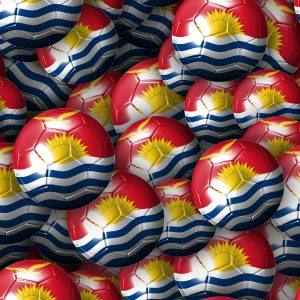 Kiribati Soccer Balls