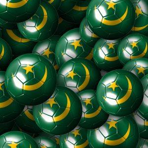 Mauritania Soccer Balls