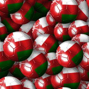 Oman Soccer Balls