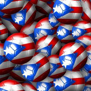 Puerto Rico Soccer Balls