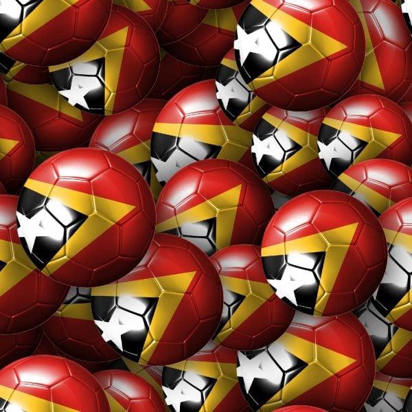 Timor Leste (East Timor) Soccer Balls