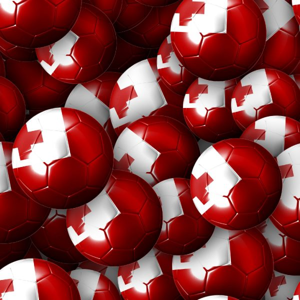 Tonga Soccer Balls