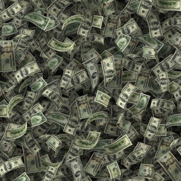 Falling Money 23