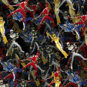 Power Rangers Dino Thunder 23