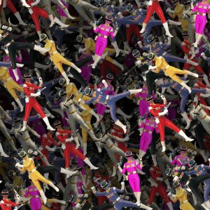 Power Rangers In Space 23