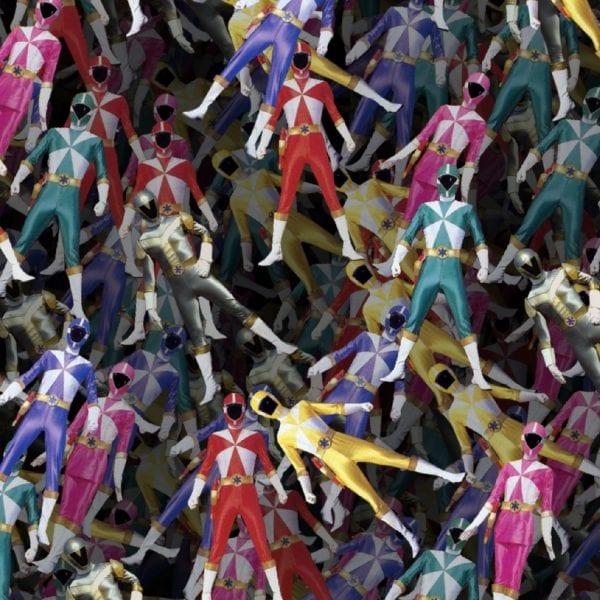 Power Rangers Lightspeed Rescue 22