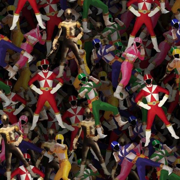 Power Rangers Lightspeed Rescue 23