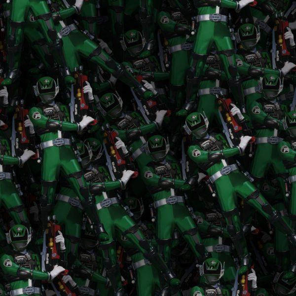 Power Rangers SPD 27