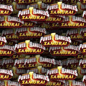 Power Rangers Samurai 21