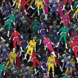 Power Rangers Turbo 22