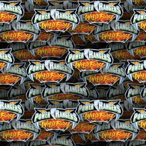 Power Rangers Wild Force 21