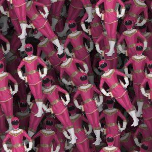 Power Rangers Zeo 25
